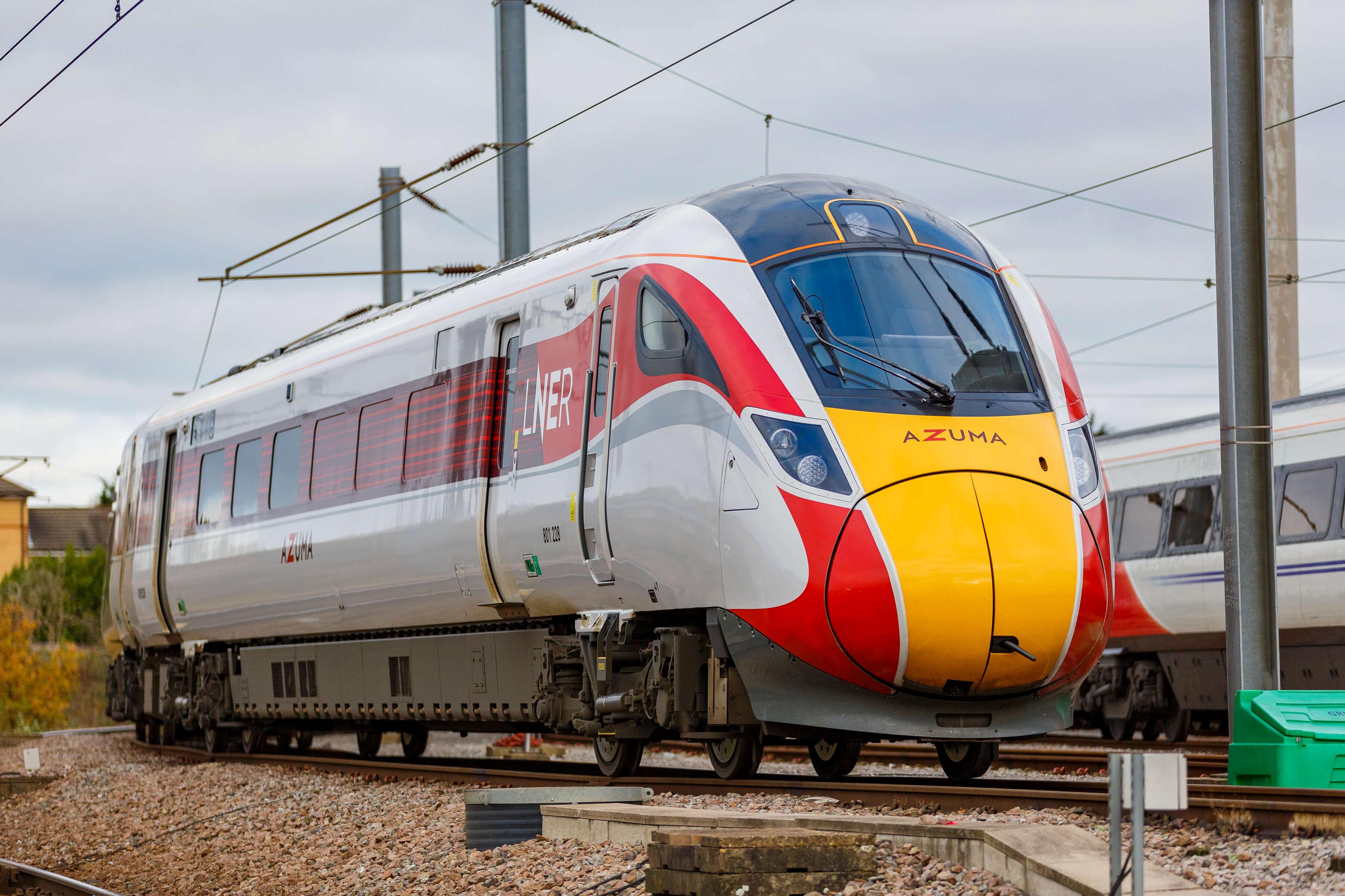 LNER train